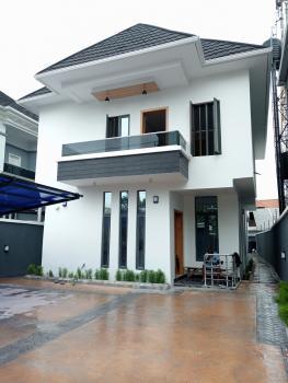 Super Fantastic Luxury 5 Bedroom Detached Duplex with a Spacious Staff Quarters for Sale, Idado Estate Beside Chevy View, Lekki, Lagos, Detached Duplex for Sale