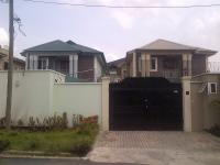 5 Bedroom Detached Duplex (all Ensuite) With Jacuzzi, Fitted Kitchen, Ante Room And Boys Quarters, Gra, Magodo, Lagos, 5 Bedroom, 6 Toilets, 5 Baths House For Sale