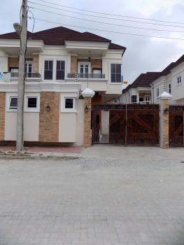 Exquisite 4 Bedroom Luxury Semi Detached Duplex with a Domestic Room + Amazing Features, Before Chevron Traffic Light, Idado, Lekki, Lagos, Semi-detached Duplex for Sale