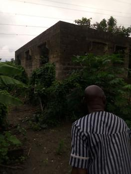 Uncompleted  Bungalow of 3 Units of 2 Bedroom Flats in Built-up Neighborhood, Solomon Inyang Street, Behind Fish Farm Estate, By Sheriff Bus Stop, Odogunyan, Ikorodu, Lagos, Detached Bungalow for Sale