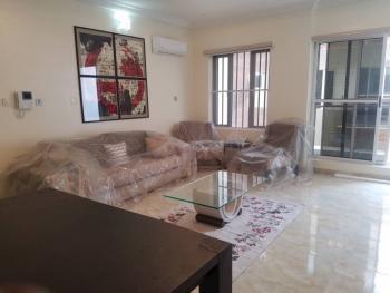 Serviced 3 Bedroom Terrace House with a Room Bq, Ogun Street, Osborne, Ikoyi, Lagos, Terraced Duplex for Rent