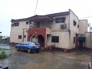Demolishable Structure with Extra Bare Land Behind on 2100sqm, Unilag Estate, Magodo, Lagos, Residential Land Joint Venture