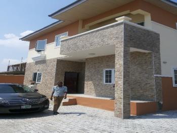 Nice 4 Bedroom Detached House + 1 Bq, Silicon Valley Estate, Alpha Beach, Lekki, Lagos, Detached Duplex for Rent