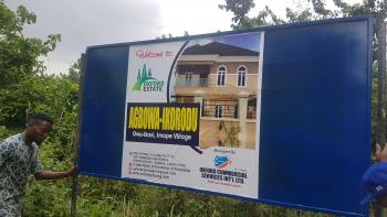 Oxford Estate, Opposite Timber Ville, Agbowa, Ikorodu, Lagos, Mixed-use Land for Sale