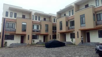 4 Bedroom Terrace Duplex with 1 Room Bq, Along Yedseram Crescent, Maitama District, Abuja, Terraced Duplex for Rent