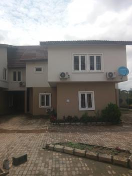 Tastefully Finished and Serviced 4 Bedroom Duplex with 1 Room Bq, Oakville Estate, By Next Cash N Carry, Kado, Abuja, Semi-detached Duplex for Sale