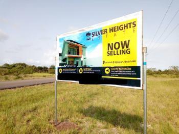 Land, Silver Height Estate, Few Mins From Lacampaigne Tropicana Beach Resort, Folu Ise, Ibeju Lekki, Lagos, Mixed-use Land for Sale