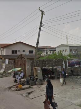 802sqm Full Plot Corner Piece Land Good for Church, Mosque, School Etc, Off Babs Animashaun Road, Bode Thomas, Surulere, Lagos, Commercial Land for Rent