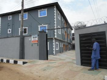 New Built 3 Bedroom Apartment, Vitus Okpara, Airport Road, Ajao Estate, Isolo, Lagos, Flat for Rent