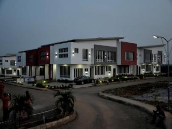 3 Bedroom Terrace Duplex in a Luxurious Estate, Lokogoma District, Abuja, Semi-detached Duplex for Sale