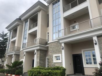 Luxury 4 Bedroom Duplex, Asokoro District, Abuja, Terraced Duplex for Rent
