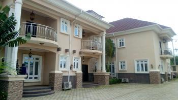 Serviced 5 Bedroom Terraced Duplex with a Room Bq, Jabi, Abuja, Terraced Duplex for Rent