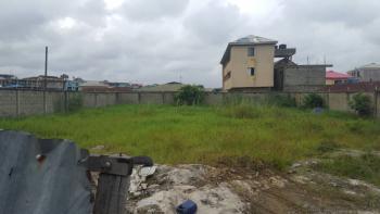 2 Plots of Land Measuring 1,150sqm, Along Iwaya Road, Iwaya, Yaba, Lagos, Mixed-use Land for Sale