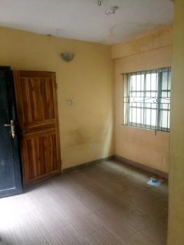 a Fairly Used Compact Mini Flat, with 1 Toilet N Bath, Off St . Finbars Road, Akoka, Yaba, Lagos, Mini Flat for Rent