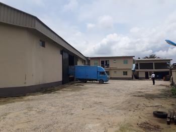 3 Bays Warehouse Measuring 21,000sq Ft at Unity Bonded Terminal, Amuwo Odofin Industrial Estate, Mile 2, Oshodi, Lagos, Warehouse for Sale