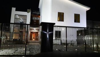 5 Bedroom Fully Detached with a Bq, Opposite Osibanjo House, Vgc, Lekki, Lagos, Detached Duplex for Sale