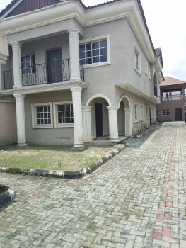 Well Built 5 Bedroom Detached Duplex with 3 Bq, Fitted Kitchen, Spacious Rooms, Etc., Off Oladimeji Alo, Ikate Elegushi, Lekki, Lagos, Semi-detached Duplex for Rent