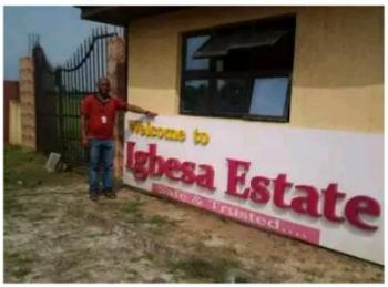 Maryland Garden Estate, Igbesa Road, Agbara, Ogun, Mixed-use Land for Sale