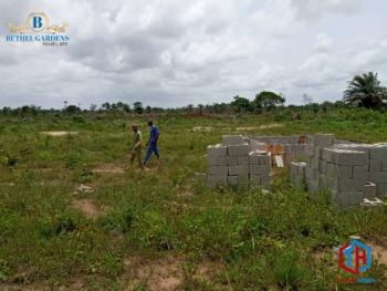 Affordable Serviced Plots of Lands at Bethel Gardens 1, Epe, Yewa Road, Off Epe-ijebu-ode Expressway, Poka Junction, Epe, Lagos, Residential Land for Sale