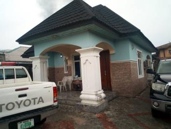 4 Bedroom Bungalow, Behind Shaguolo Filling Station, on Refinery Road, Effurun, Uvwie, Delta, Detached Bungalow for Sale