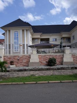 Tastefully Built & Generous Sized Serviced 5 Bedrooms Duplex with 2 Rooms Bq & Gate House, Off Aminu Sale Crescent, Diplomatic Zone, Katampe Extension, Katampe, Abuja, Semi-detached Duplex for Rent