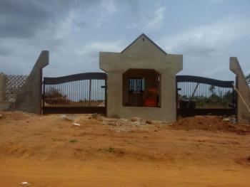 2 Bedroom Flat Bungalow, Glory Apartment, Few Mins After The 3km Redeem Camp, Simawa, Ogun, Detached Bungalow for Sale