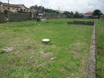 3050sqm Land with Approval for 33 Apartments, Off Admiralty Way, Lekki Phase 1, Lekki, Lagos, Residential Land for Sale