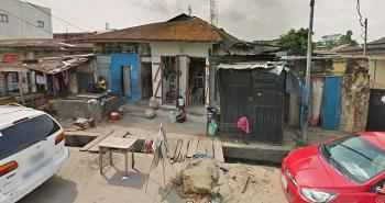 Re-development Property, Ademuyiwa Street, Off Apapa Road, Very Close to Constain B/stop, Ebute Metta West, Yaba, Lagos, Detached Bungalow for Sale