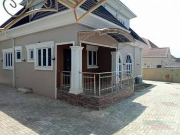 Well Finished 3 Bedrooms Detached  Pent House Suite with Bq, Beside Brains and Hammers Estate, Dape, Abuja, Detached Bungalow for Sale
