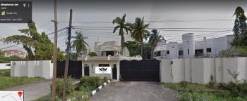 Two Units of Detached House on Land Measuring 2,800 Square Meters, Macpherson Avenue, Old Ikoyi, Ikoyi, Lagos, Detached Bungalow for Sale