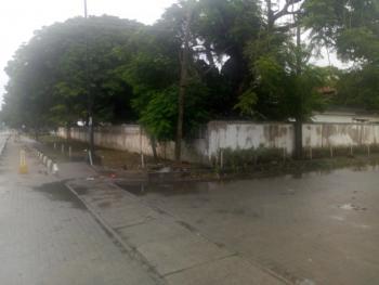 Corner Piece Plot Measuring Almost 3,000 Square Meters, Cameron Road, Old Ikoyi, Ikoyi, Lagos, Mixed-use Land for Sale
