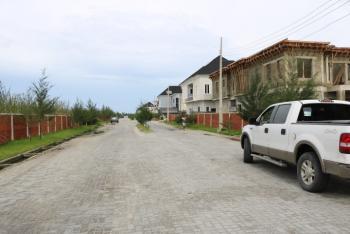 Well Located Water Front Land Measuring 603 Square Metres, Lekky County Homes ( Megamound Estate), Ikota Villa Estate, Lekki, Lagos, Residential Land for Sale