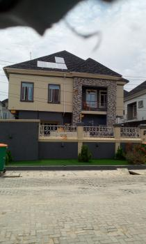 5 Bedroom Duplex with Bq & Swimming Pool, Chevy View Estate, Lekki, Lagos, Flat for Rent