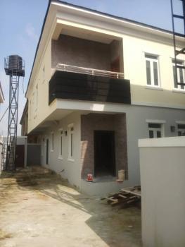 Stylishly Built and Brand New 2 Wings of  4 Bedroom Semi Detach Duplex Plus Bq, Idado, Lekki, Lagos, Semi-detached Duplex for Sale