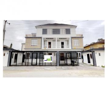 Luxury 4 Bedroom Semi Detached House, Osapa, Lekki, Lagos, Semi-detached Duplex for Sale