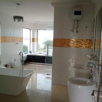 Waterview 5 Bedroom Detached House on 954sqm, Banana Island, Ikoyi, Lagos, Detached Duplex for Sale