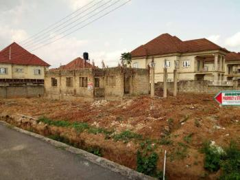 4 Bedroom Fully Detached Duplex Carcass Standing on 900sqm of Land, Lokogoma District, Abuja, Detached Duplex for Sale