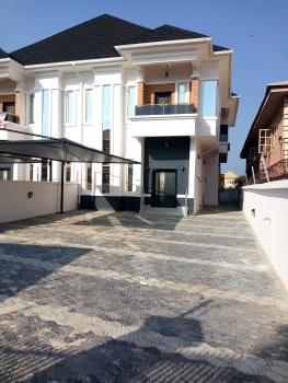 Brand New Exquisitely Finished 4 Bedroom Semi-detached Duplex with a Room Bq, Divine Homes, Thomas Estate, Ajah, Lagos, Semi-detached Duplex for Sale