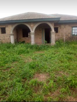 a Land with a Building on It, Olomowewe, Oke Aro, Agbado, Ifo, Ogun, Residential Land for Sale
