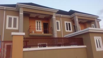 4 Bedroom Semi Detached Duplex with a Room Bq, Lekki Phase 2, Lekki, Lagos, Semi-detached Duplex for Rent