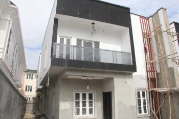 4 Bedroom Semi Detached House, Near The Circle / Shoprite Mall, Osapa, Lekki, Lagos, Semi-detached Duplex for Sale