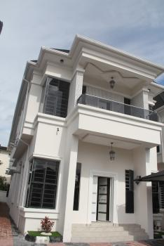 Luxury 5 Bedroom Fully Detached Duplex, Near The Circle / Shoprite Mall, Osapa, Lekki, Lagos, Detached Duplex for Sale