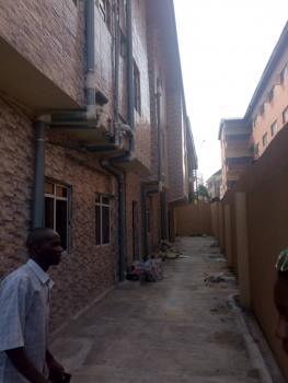Lovely and Spacious Brand Newly Built Room Self Contained Downstairs, Akoka, Yaba, Lagos, Self Contained (single Room) for Rent