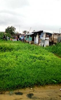a Full Standard Plot of Bare Land, Borrowpit Road, Directly Facing The Novare Mall, Express View From The Plot, Sangotedo, Ajah, Lagos, Residential Land for Sale