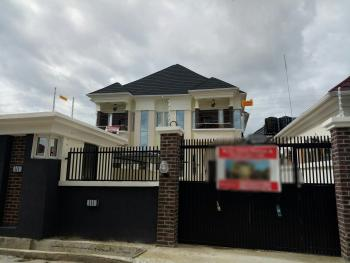 Newly Built and Well Finished 4 Bedroom Semi-detached Duplex with a Room Bq at Spacious Parking Space, Thomas Estate, Ajah, Lagos, Semi-detached Duplex for Sale