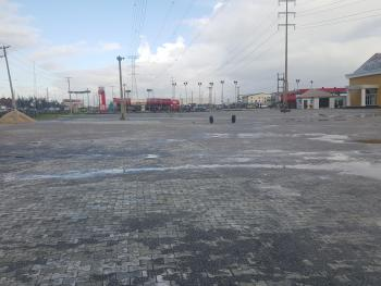 8,000sqm, Title: Governors Consent, By World Oil and Opposite Nicon Estate, Directly on The Lekki - Epe Express, Lekki Phase 1, Lekki, Lagos, Commercial Land for Sale