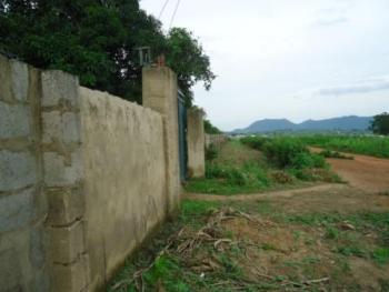 Industrial  Land at Giri, Giri Junction, Opposite University of Abuja Staff Quarters, Gwagwalada, Abuja, Factory for Sale