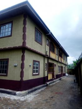 2 Bedroom Flats with 3 Toilets and Packing Space, 2 Dizney Close, Off Habitat Drive, By Habitat Hotel,  Rumualogu Town, Off Nta/choba Road, Habitat Bus Stop  Port-harcourt Rivers State, Obio-akpor, Rivers, Mini Flat for Rent
