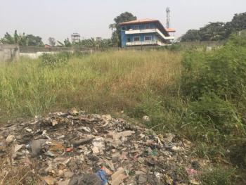 Land, Okota Road, Okota, Isolo, Lagos, Commercial Land for Sale
