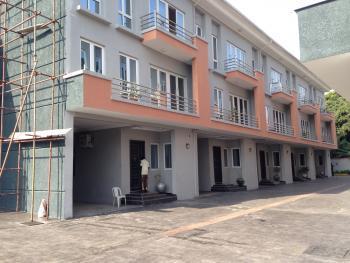 Newly Built 5 Bedroom Terraced Serviced Duplex + Bq, Old Ikoyi, Ikoyi, Lagos, Terraced Duplex for Rent